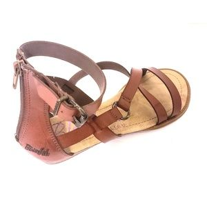 Blowfish Gladiator Sandal